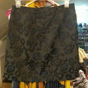 Ann Taylor Skirts - Ann Taylor leopard skirt